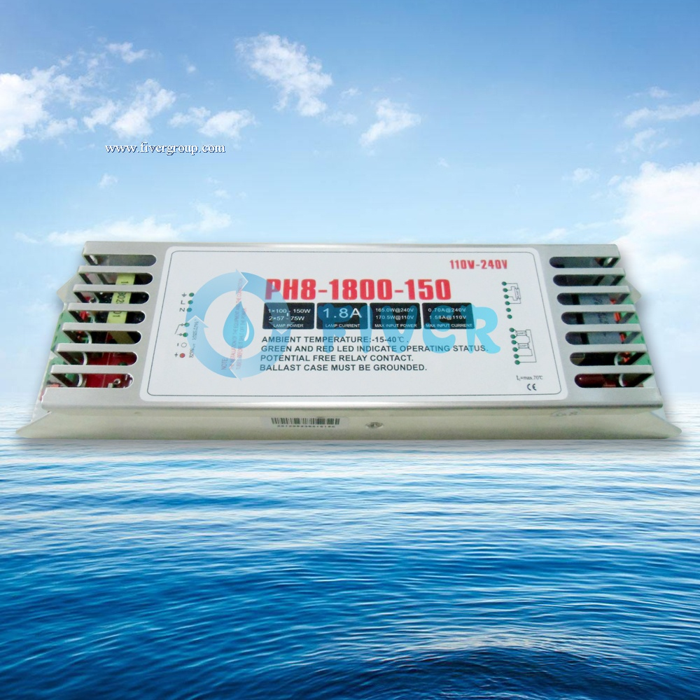 150W UV  Ballast Manufacture for UV Lamp