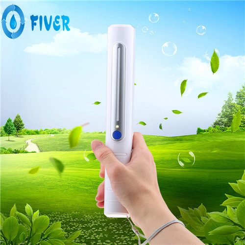 Portable UV LED lamp hand UV sterilizer
